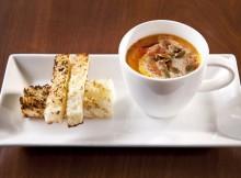 La Cave Wine & Food Hideaway - Butternut Squash Soup - Jim Decker
