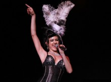Melody Sweets - Photo Credit - Yaniv Halfon and Las Vegas Burlesque Festival