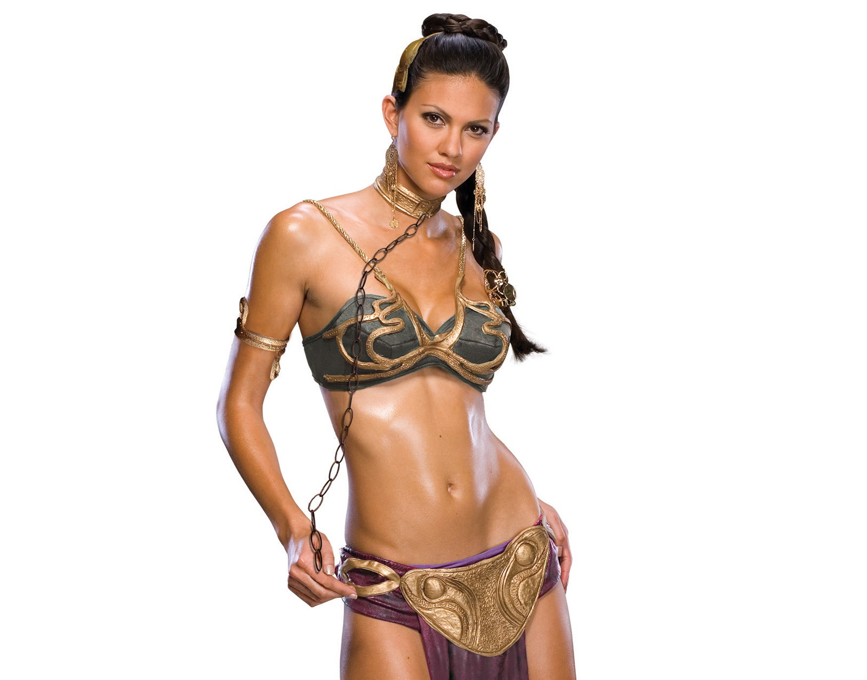 Princess leia sexy wallpapers naked pic
