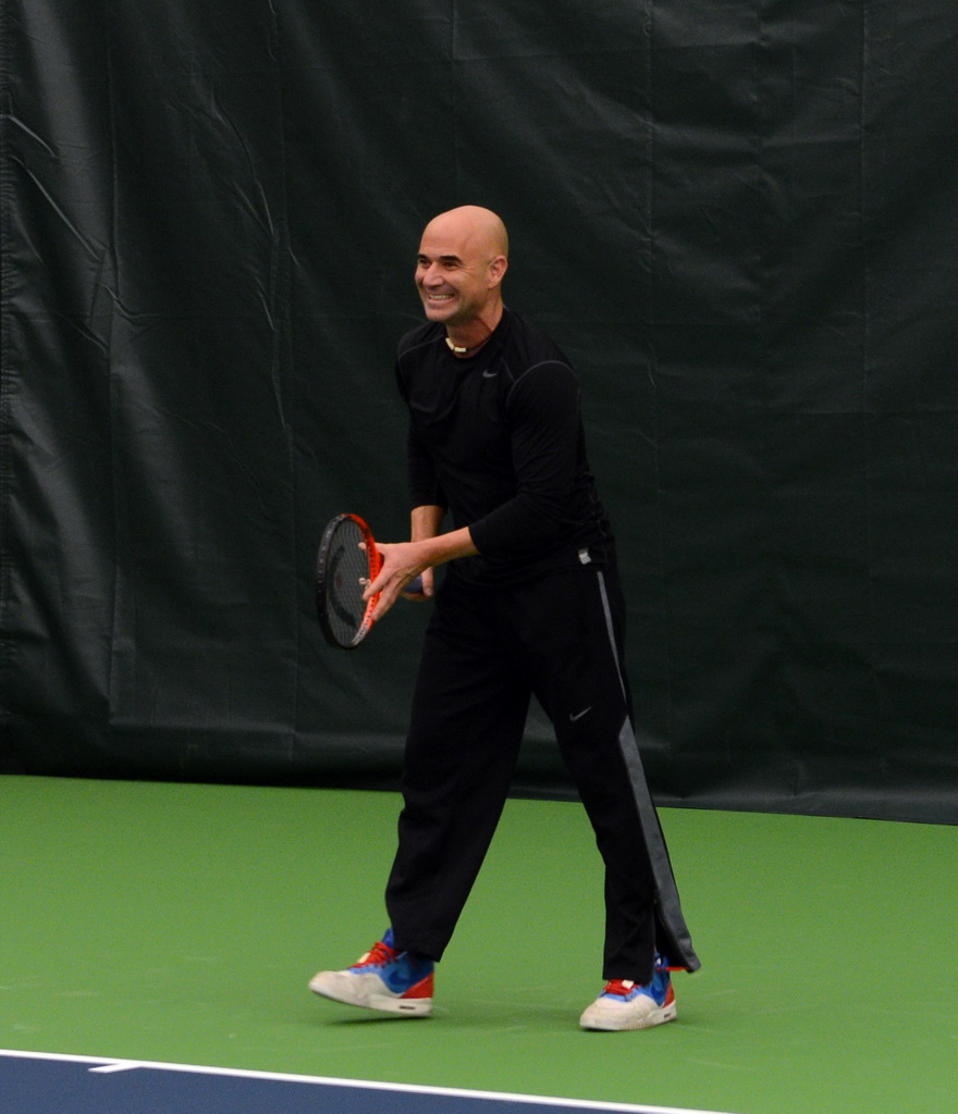 Life Time Athletic Green Valley - Andre Agassi