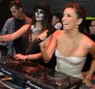 Eva Longoria at TAO Las Vegas