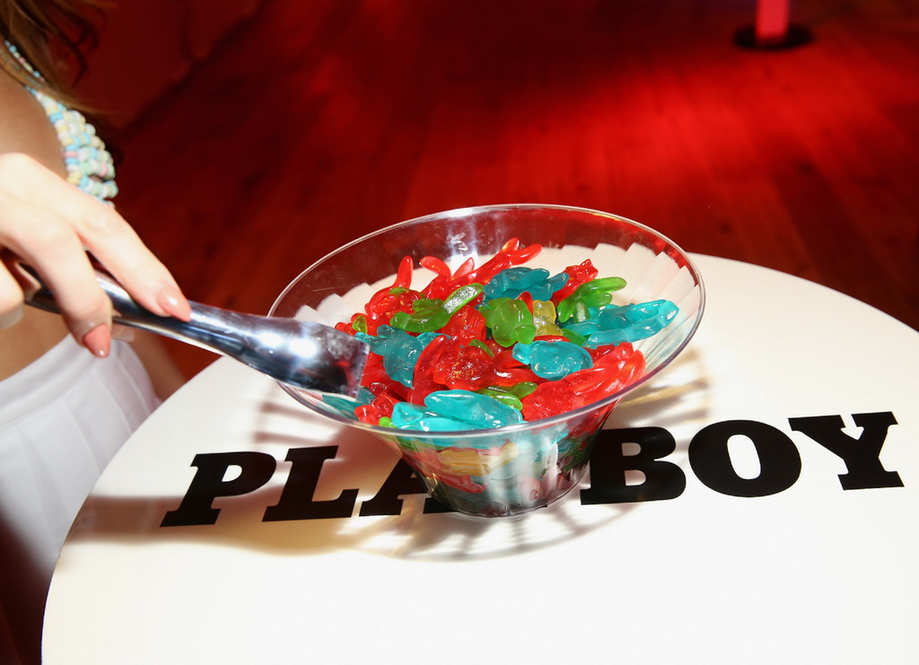 Sugar Factory - Playboy Bunny Head Gummies
