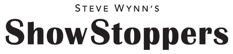 Wynn Las Vegas ShowStoppers Logo