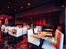 Lucky Foos Interior Dining Room