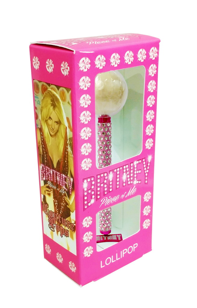 Sugar Factory Britney Spears Couture Pop in Box