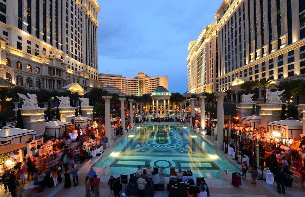 Grand Tasting At Vegas Uncork'd By Bon Appetit
