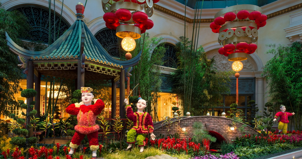 2015 Chinese New Year Dancing Children