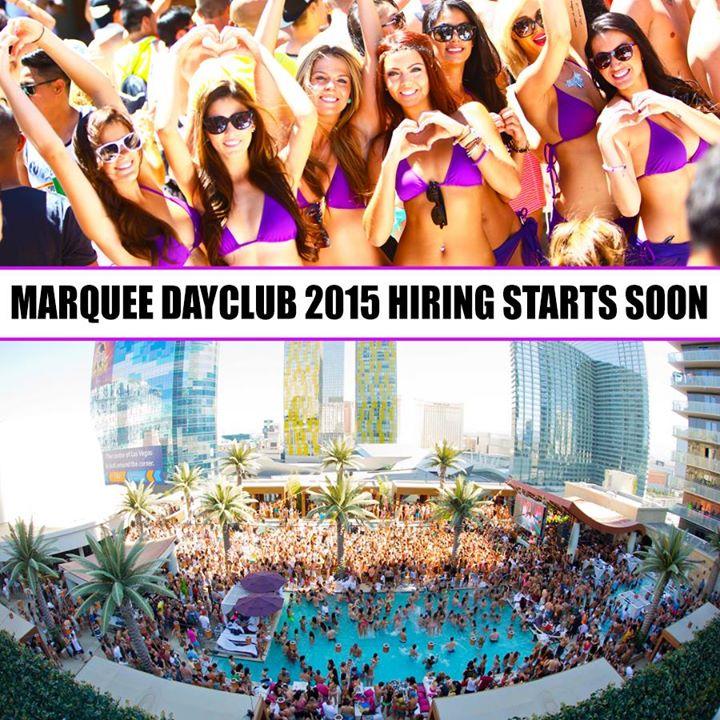 Marquee Dayclub 2015