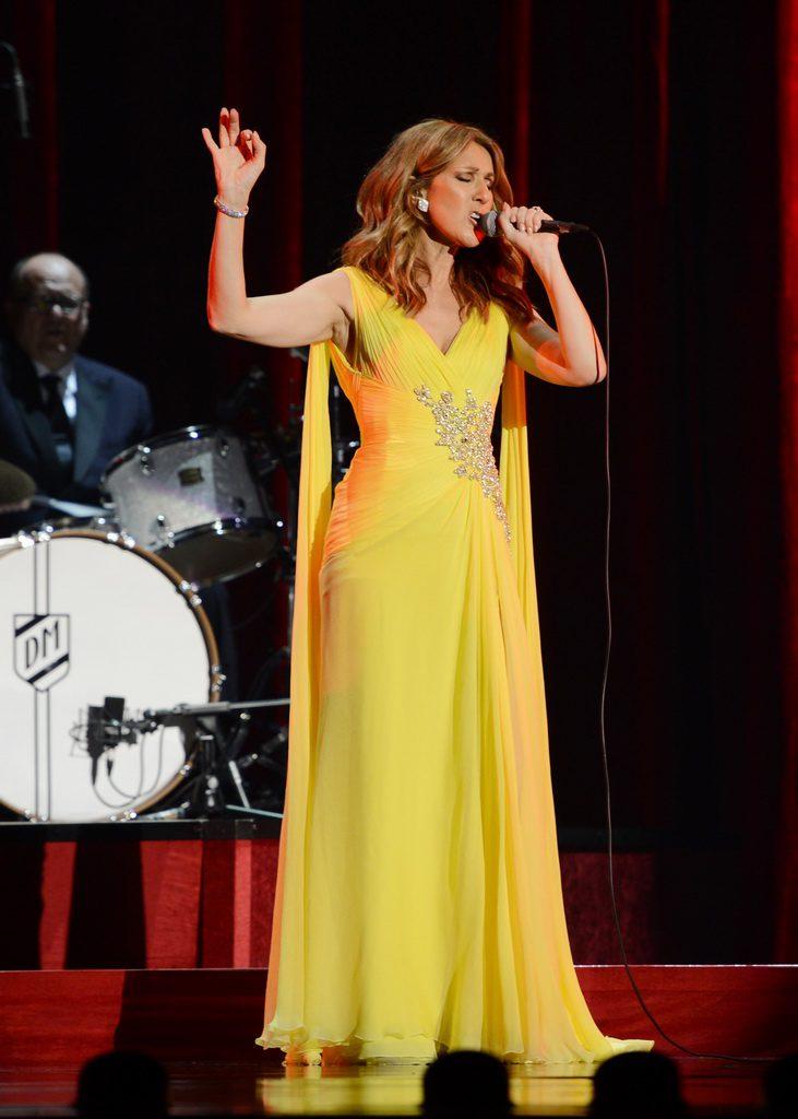 Caesars Palace Las Vegas Celine Dion