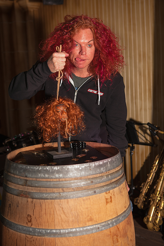 Carrot Top Steroids - Steroids Live  |Carrot Top 2015