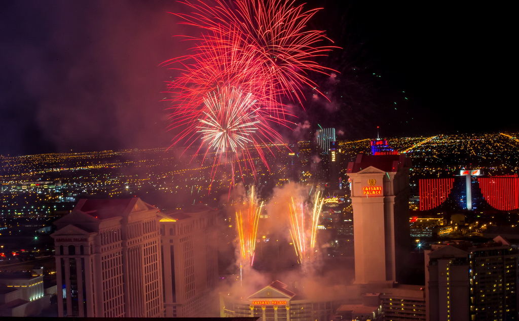 Las Vegas New Years Eve Hotel Packages