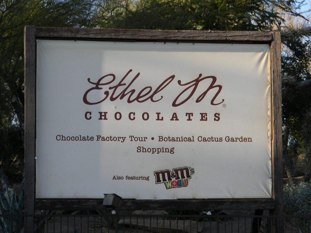 Ethel M Chocolates - Botanical Cactus Garden
