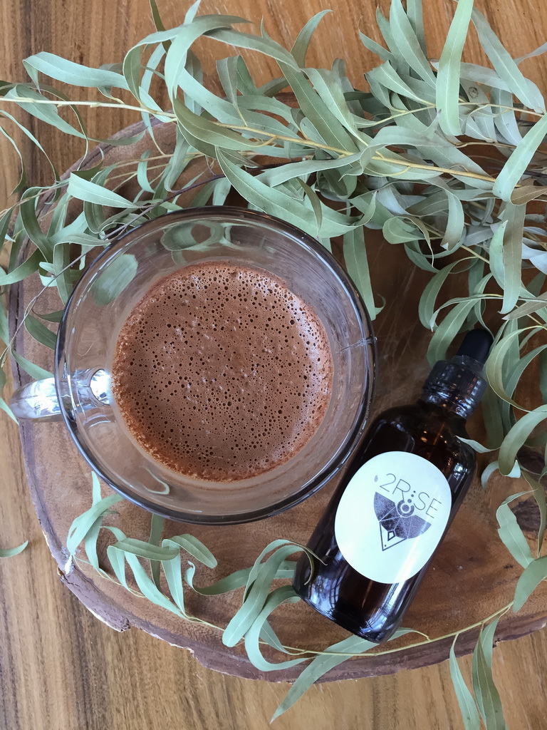 CBD Hot Cacao at The Juice Standard
