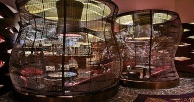 Nobu Restaurant and Lounge at Caesars Palace