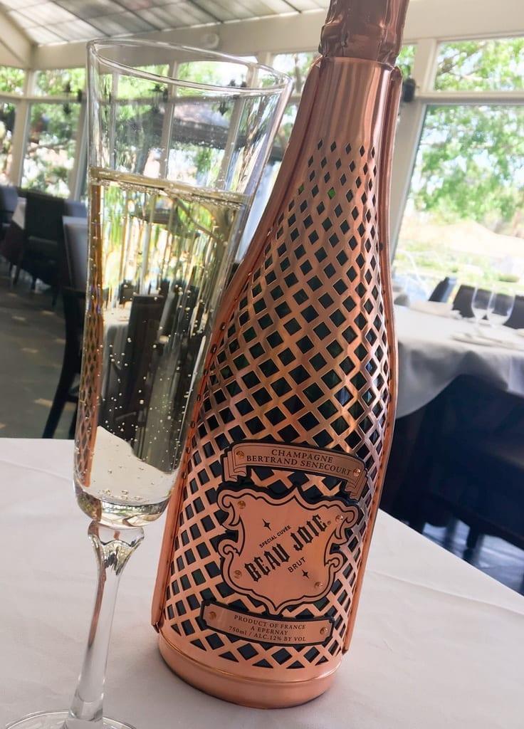 Americana Las Vegas - Champagne