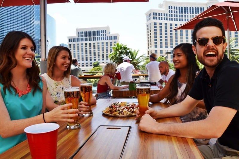Guests-Enjoying-Beer-Park-by-Tara-Woodall