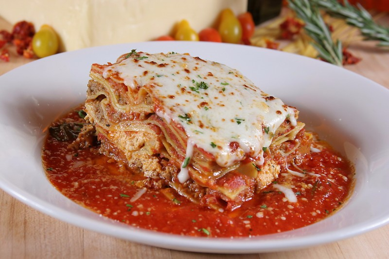 Lasagna-at-TREVI