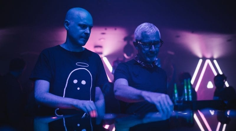 Above & Beyond at Hakkasan Las Vegas