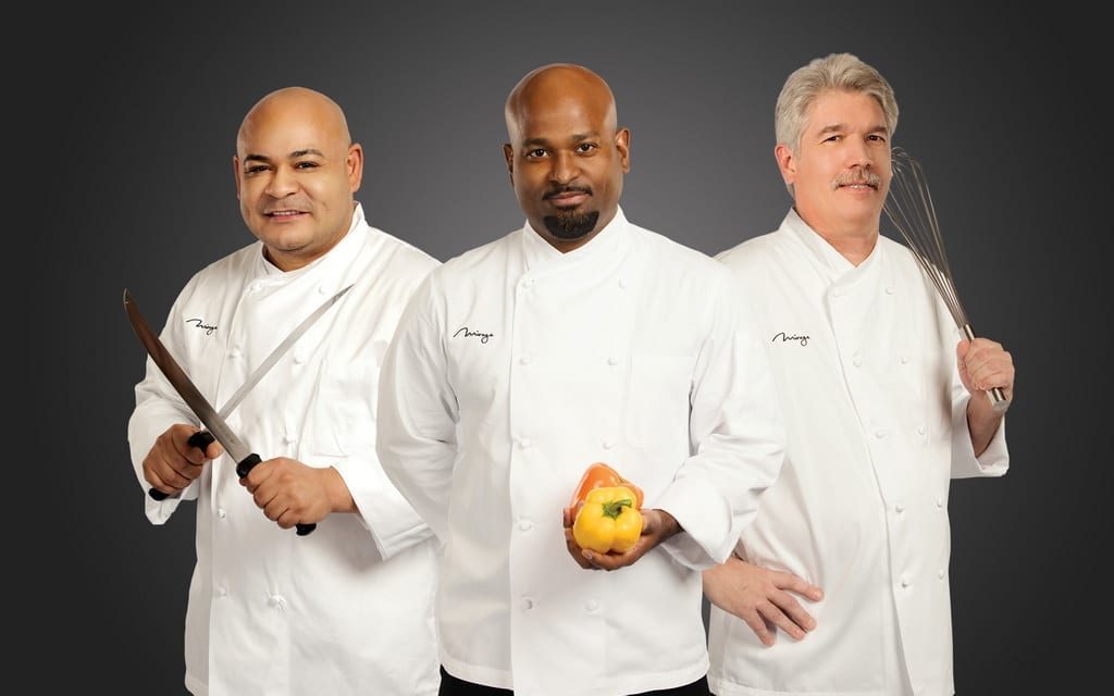 Cravings - Chef's Table - Chefs