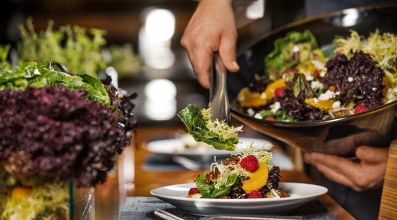Cravings - Chef's Table - Salad