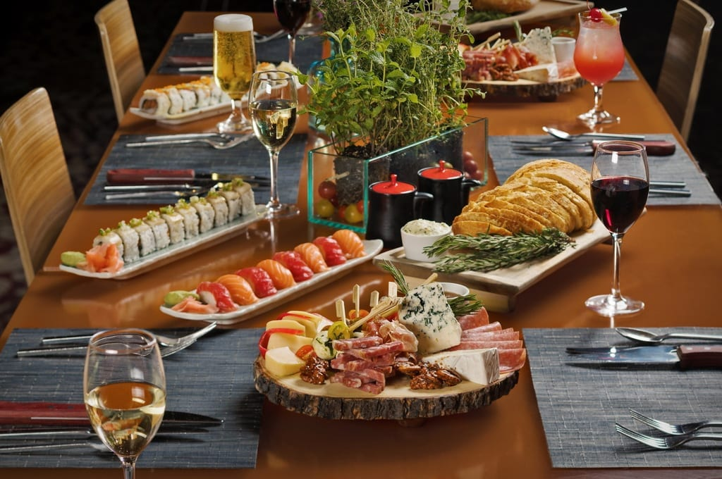 Cravings - Chef's Table - Sushi & Charcuterie