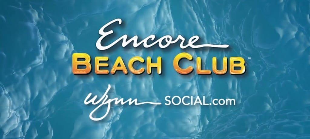 Encore Beach Club at Encore Las Vegas