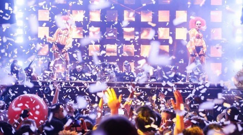 FAED at JEWEL Nightclub