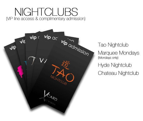 Nightclub Passes