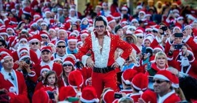 Opportunity Village Las Vegas Great Santa Run
