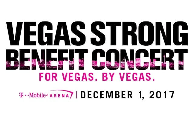 T-Mobile Arena - Vegas Strong