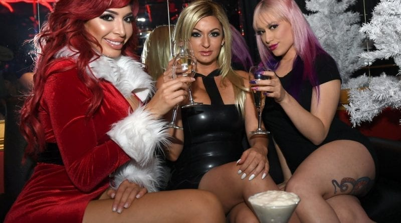 Farrah Abraham, Heather Marianna, and Daizha Morgann