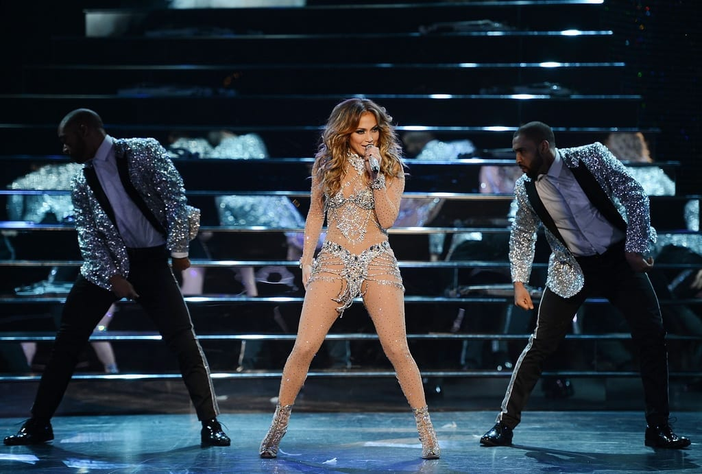 Jennifer Lopez at Her Headlining Residency Show JENNIFER LOPEZ: ALL I HAVE