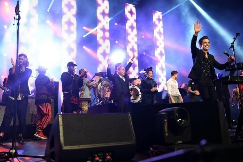 Vegas Strong Benefit Concert Finale