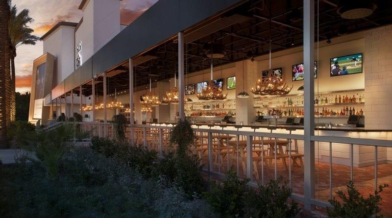 Umami Burger Beer Garden