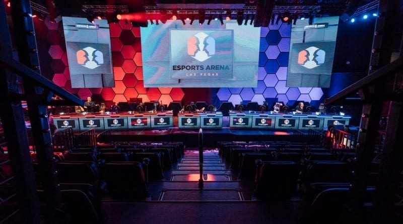 Esports Arena Las Vegas at Luxor Hotel and Casino will hold world-class tournaments, daily gaming and more