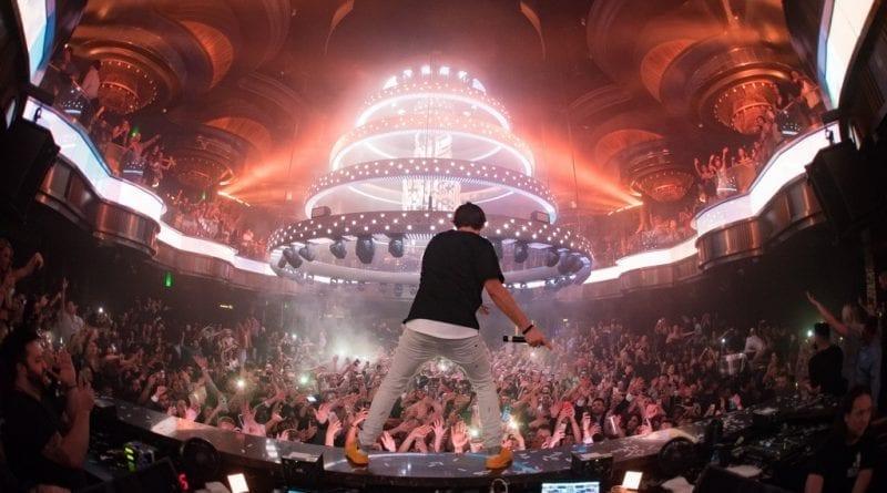 OMNIA Nightclub Celebrates Its Three-Year Anniversary
