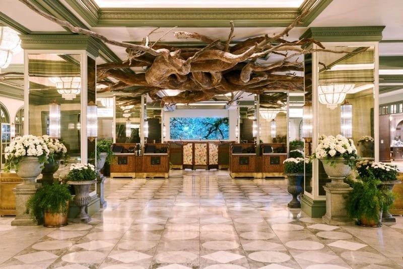 Park MGM - Lobby - Photo Credit Patrick Michael Chin