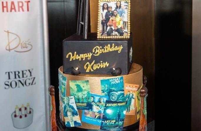 Birthday Celebration Cake