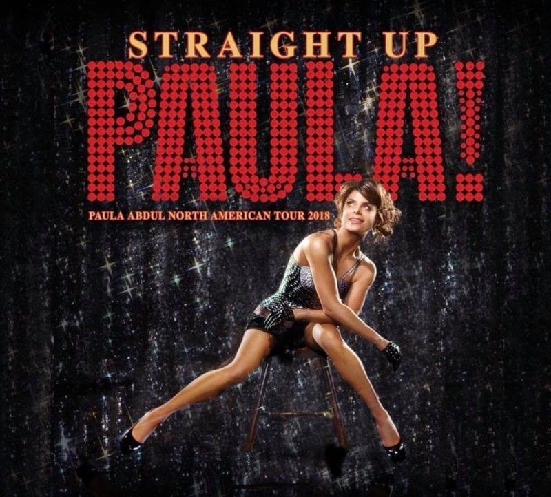 Paula Abdul - Straight Up Paula