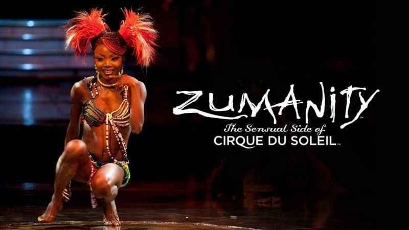 Zumanity by Cirque du Soleil