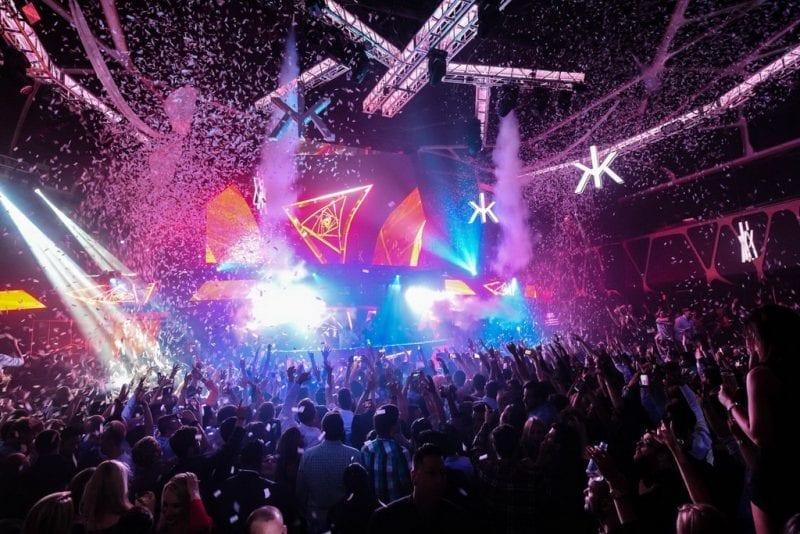 Hakkasan Las Vegas Nightclub_ Photo Credit- Courtesy of Hakkasan Group