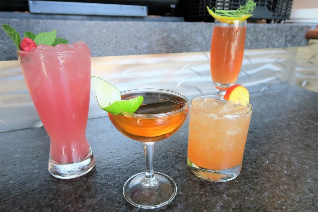 Therapy Restaurant - Therapy Drinks
