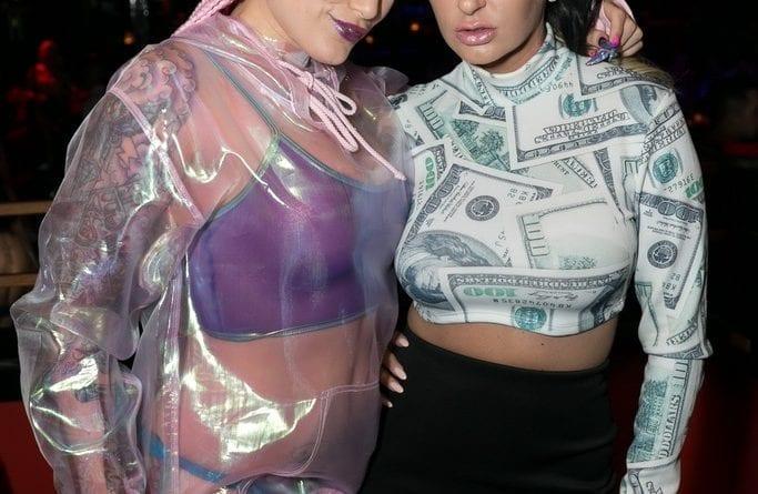 Daizha Morgann and Heather Marianna in Crazy Horse III
