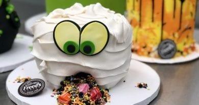 Freed's Bakery Mummy Cake