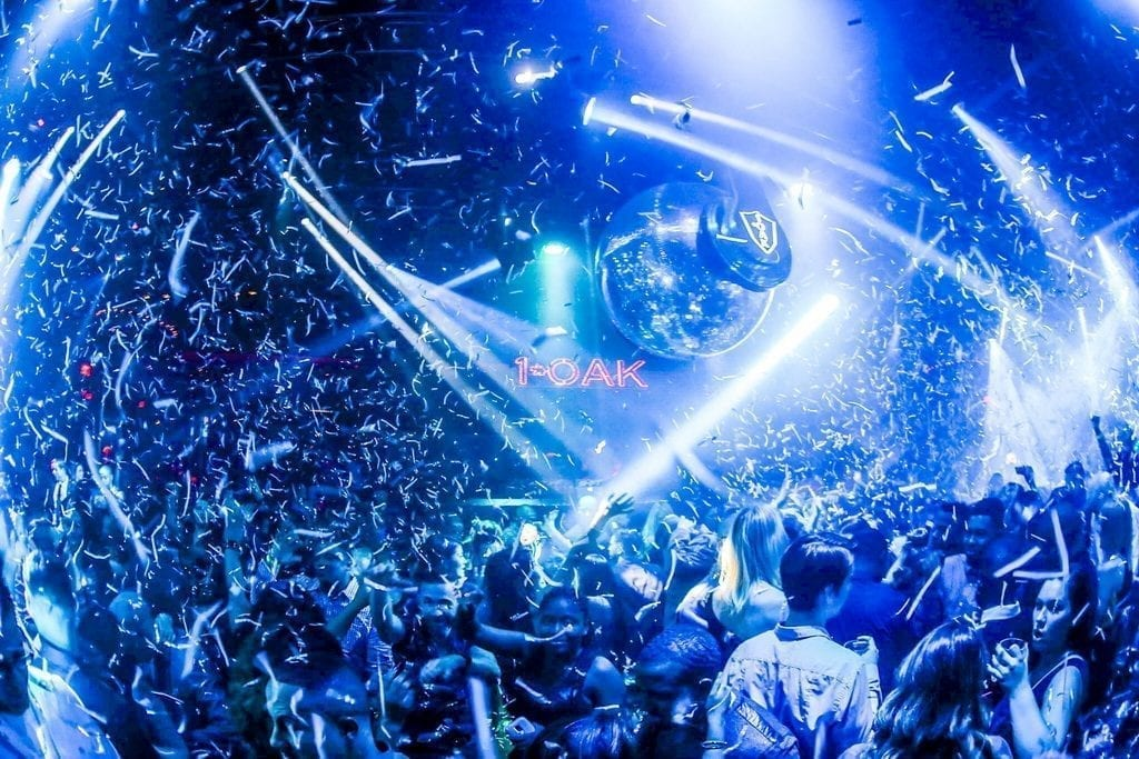 1OAK Nightclub at The Mirage Hotel & Casino_ Photo Credit Courtesy of Hakkasan Group