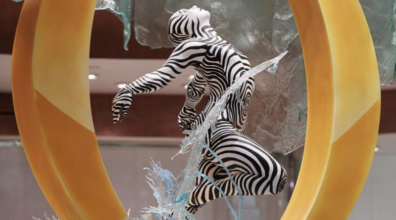 Bellagio Patisserie O Sculpture