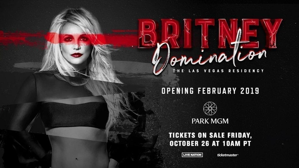 Britney Spears Domination