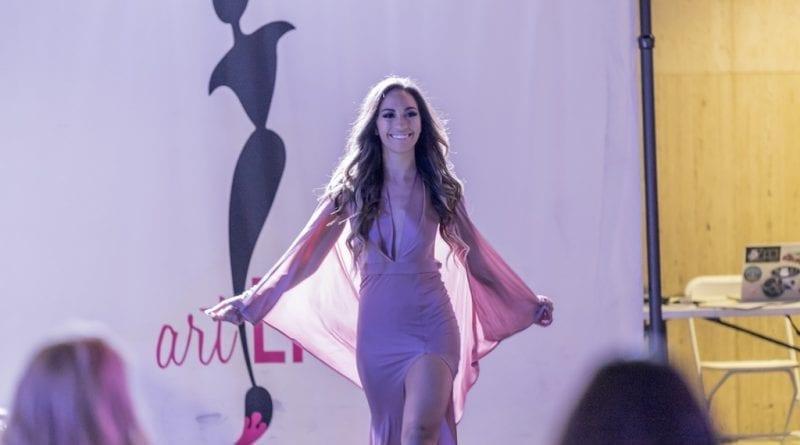 Las Vegas Fashion Council - Fashion show with top designer looks. Photo Credit_ Joel Cada