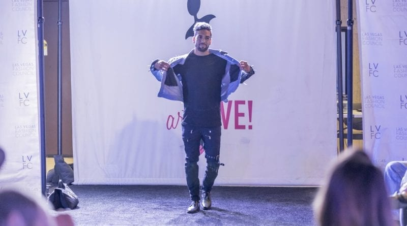Las Vegas Fashion Council - Top trends showcased during the fashion show. Photo Credit_ Joel Cada