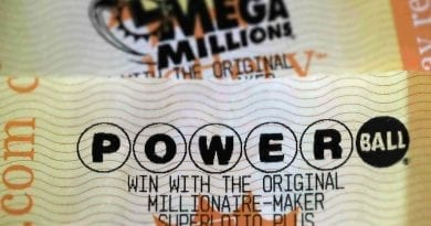 Mega Millions - Powerball
